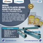Jual Mesin Sealer Plastik Hand Sealer MSP-200A di Bandung