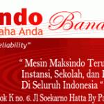 Toko Mesin Maksindo Bandung
