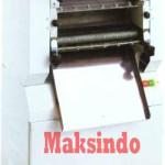 Jual Mesin Pembuat Mie (Cetak Mie) di Bandung