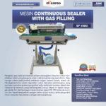 Jual Mesin Continuous Sealer With Gas (Band Sealer) di Bandung