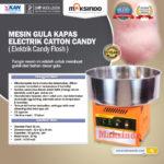 Jual Mesin Gula Kapas Cotton Candy (Gulali) di Bandung
