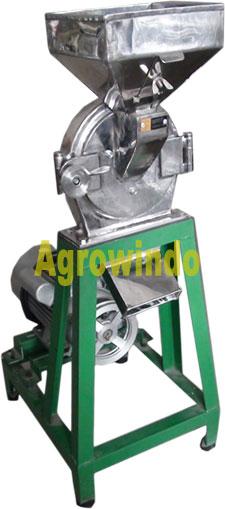Mesin Penepung Disk Mill Body Stainless Steel