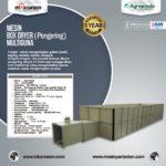 Jual Mesin Pengering Padi, Jagung, dan Produk Pertanian (BOX DRYER) di Bandung