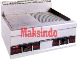 Mesin Griddle-Chargrill 4