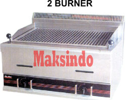 Mesin Griddle-Chargrill 6