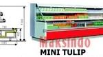 Mesin Supermarket Refrigeration Cabinet