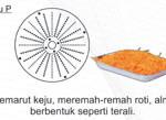 Jual Mesin Perajang Sayur Buah (fruit vegetable cutter) di Bandung