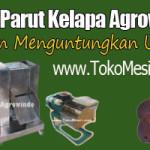Jual Mesin Pemarut Kelapa di Bandung