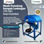 Jual Mesin Pemotong Kerupuk Lontongan di Bandung