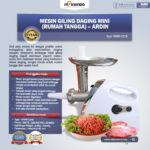 Jual Mesin Giling Daging Mini (Rumah Tangga) – Ardin di Bandung