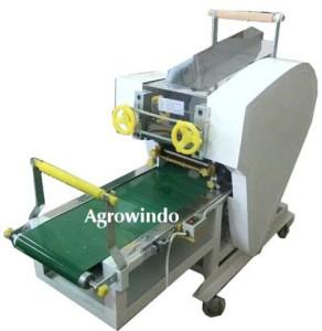 Mesin Cetakan Mie Keriting, Membantu dan Memperlancar Produksi Mie Anda