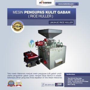 Jual Mesin Pengupas Kulit Gabah (rice huller) di Bandung