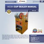 Jual Mesin Cup Sealer Manual NEW di Bandung