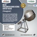 Jual Mesin Pengaduk Bumbu (Hexagonal) di Bandung
