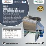 Jual Mesin Pengaduk Tepung dan Biji Super Mixer di Bandung