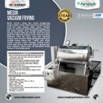 Jual Mesin Vacuum Frying Kapasitas 5 kg di Bandung
