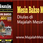 Jual Paket Mesin Pembuat Bakso Maksindo Terbaru di Bandung