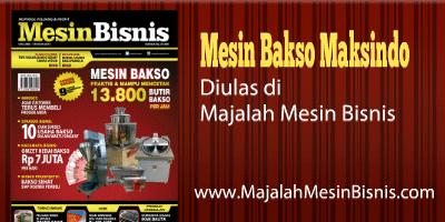majalah-mesin-bisnis-bahas-bakso maksindobandung