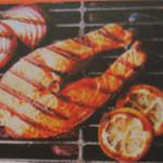 Jual Mesin Pemanggang Ikan dan Daging, Menjadi Steik (Gas Char Broiler) di Bandung