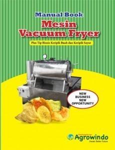 mesin vacum frying 2 maksindo bandung