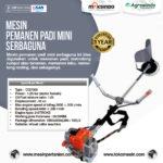 Jual Mesin Pemanen Padi Mini Serbaguna di Bandung