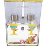 Jual Mesin Juice Dispenser 2 Tabung (17 Liter) – DSP17x2 di Bandung