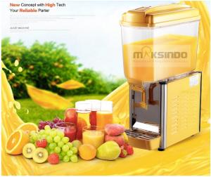 Jual Mesin Juice Dispenser 1 Tabung 15 Liter – DSP-15×1 di Bandung