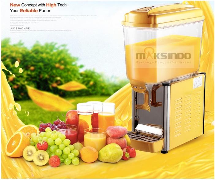 Mesin Juice Dispenser 1 Tabung 15 Liter - DSP-15x1 maksindobandung