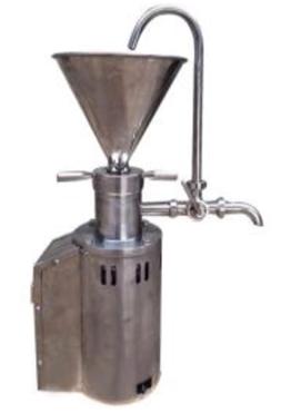 Mesin Pembuat Selai Kacang dan Buah (Colloid Mill) 4 maksindobandung