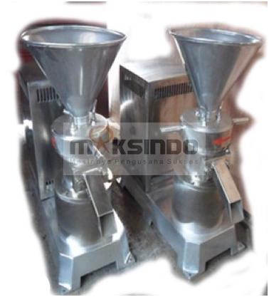 Mesin Pembuat Selai Kacang dan Buah (Colloid Mill) 5 maksindobandung