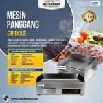 Jual Mesin Pemanggang Griddle (listrik) – EEG818 di Bandung