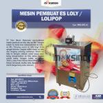 Jual Mesin Pembuat Es Loly / Lolipop di Bandung