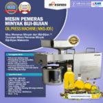 Jual Mesin Pemeras Minyak Biji-Bijian di Bandung