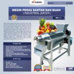 Jual Mesin Peras Santan dan Buah (Industrial Juicer) di Bandung