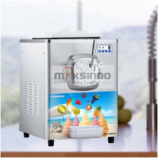 Mesin-Soft-Ice-Cream-1-Kran-Italia-Compressor