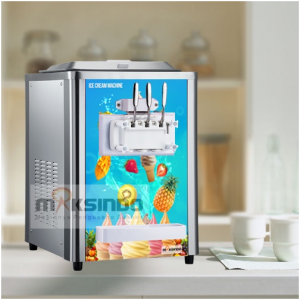 Jual Mesin Soft Ice Cream 3 Kran (Italia Compressor) – ISC-316 di Bandung
