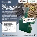 Jual Mesin Cetak Pelet Pakan Ikan dan Ternak Listrik – AGR-PL200 di Bandung