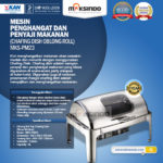 Jual Chafing Dish Oblong Roll Top – 9 Liter – MKSPM23 di Bandung