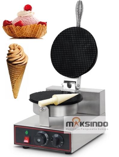 Mesin Pembuat Cone Ice Cream (Cone Baker) 2
