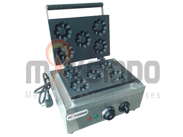 Mesin Pembuat Donut Bentuk Flower (listrik) 2