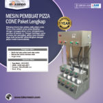 Jual Mesin Pembuat Pizza Cone Paket Lengkap di Bandung