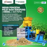 Jual Mesin Pencetak Pelet Ikan Terapung (Diesel) di Bandung