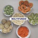 Jual Perajang Manual MULTIFUNGSI Kentang, Singkong dan Sayuran di Bandung