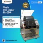 Jual Mesin Rice Cooker Kapasitas Besar di Bandung