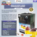 Mesin Krim 3 Kran NEW MODEL (ICM-925)