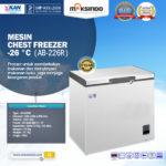 Jual Mesin Chest Freezer -26 °C di Bandung
