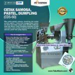 Jual Mesin Cetak Samosa, Pastel, Dumpling (CDS-60) di Bandung