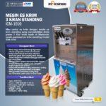 Jual Mesin Es Krim 3 Kran Standing ICM-1010 di Bandung