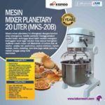 Jual Mesin Mixer Planetary 20 Liter (MKS-20B) di Bandung