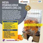 Jual Mesin Pemeras Jeruk Otomatis (ORG-20) di Bandung